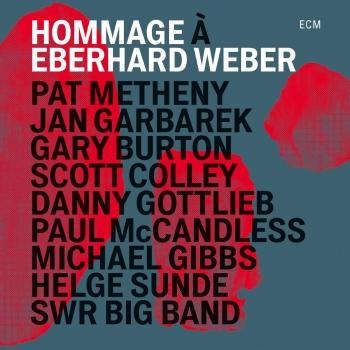 Cover Hommage à Eberhard Weber