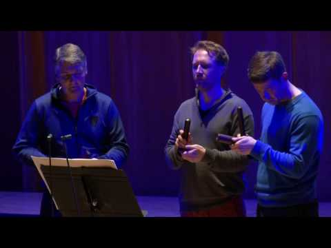 Video LSO Percussion Ensemble - Steve Reich | Sextet, Clapping Music, Music for Pieces of Wood