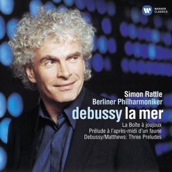 Cover Debussy: La mer & Orchestral Works