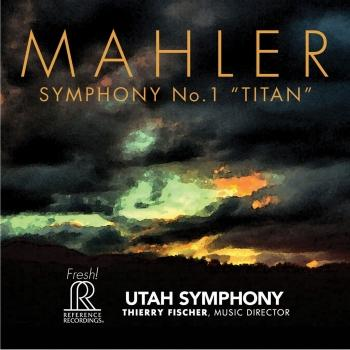 Cover Mahler: Symphony No. 1 in D Major Titan (Live)