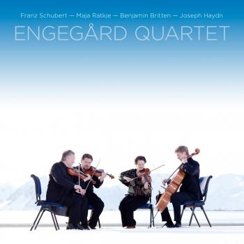Cover String Quartets Vol. IV: Schubert-Ratkje-Britten-Haydn