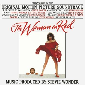 Cover The Woman In Red