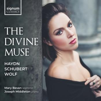 Cover The Divine Muse