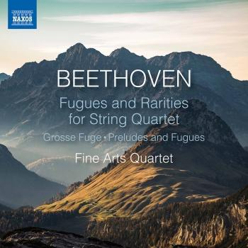 Cover Beethoven: Works for String Quartet