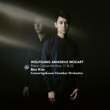 Cover Mozart: Piano Concertos No. 17 & 23