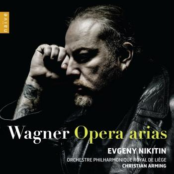 Cover Wagner : Opera arias