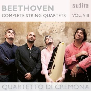 Cover Beethoven: Complete String Quartets, Vol. 8
