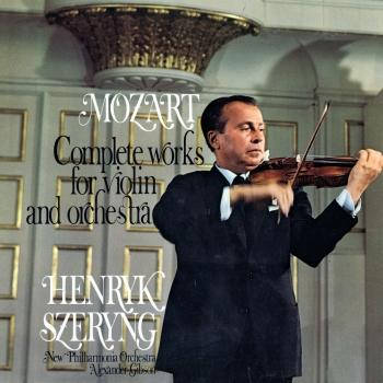 Cover Mozart: Complete Works for Violin and Orchestra (Remastered)