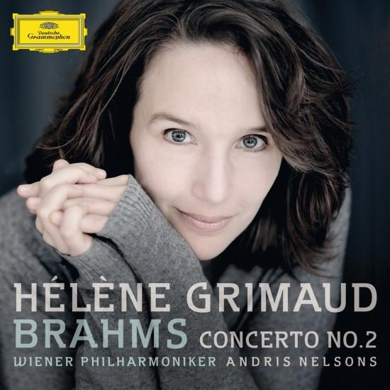 Cover Brahms: Piano Concerto No.2 In B Flat, Op.83
