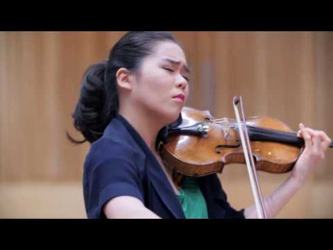 Video Esther Yoo, Vladimir Ashkenazy, Philharmonia Orchestra – Tchaikovsky (album trailer)