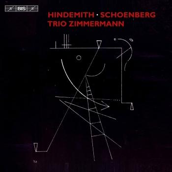 Cover Hindemith & Schoenberg: String Trios