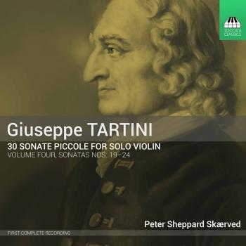 Cover Tartini: 30 Sonate piccole, Vol. 4