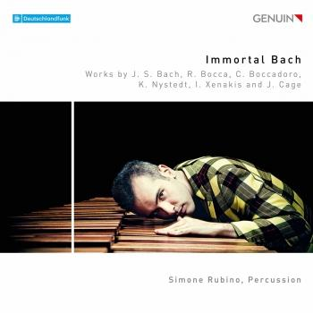 Cover Immortal Bach