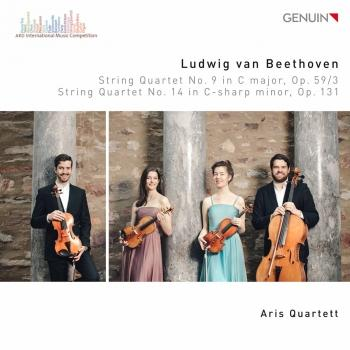 Cover Beethoven: String Quartets Nos. 9 & 14