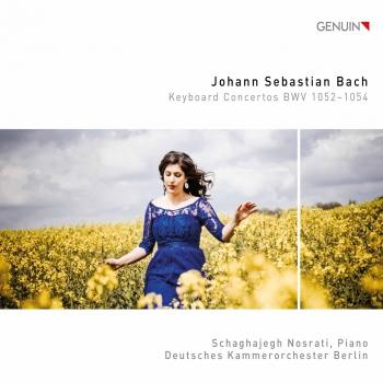 Cover Bach: Keyboard Concertos Nos. 1, 2 & 3