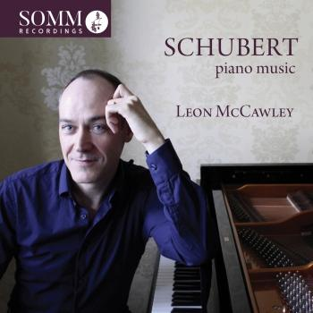 Cover Schubert: Piano Music