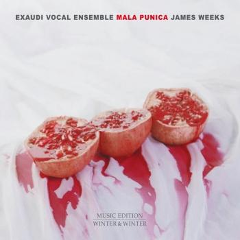 Cover James Weeks: Mala Punica
