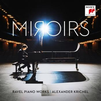 Cover Miroirs - Ravel Piano Works