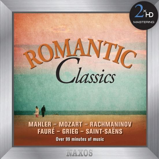 Cover Audiophile Romantic Classics (Remastered)