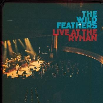 Cover Live at the Ryman