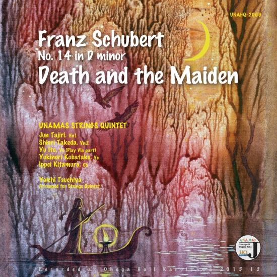 Cover Franz Schubert No-14 in D minor Death and the Maiden