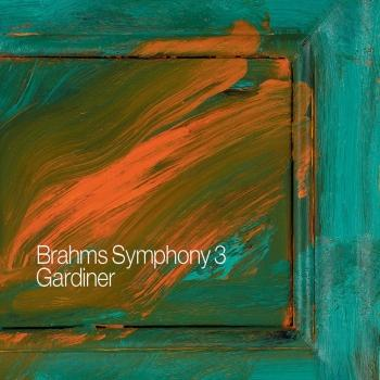 Cover Brahms, J.: Symphony No. 3 (Remastered)
