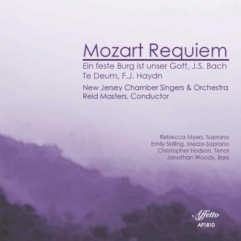 Cover Mozart Requiem