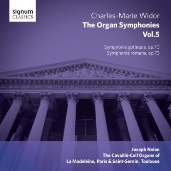 Widor: The Organ Symphonies, Vol. 5