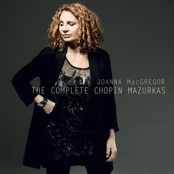 Cover The Complete Chopin Mazurkas
