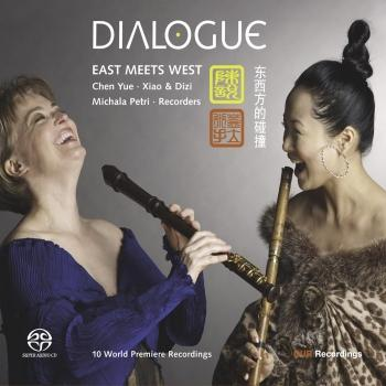 Cover Chamber Music for Xiao and Recorder (Dialogue: East Meets West)