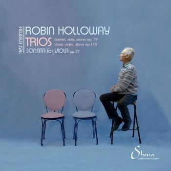 Cover Robin Holloway: Trios