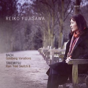 Cover Bach: Goldberg Variations, BWV 988 - Takemitsu: Rain Tree Sketch II
