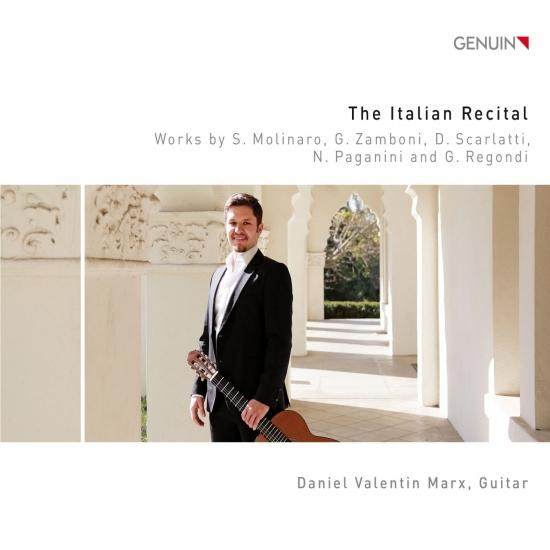Cover The Italian Recital