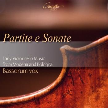 Cover Partite e sonate