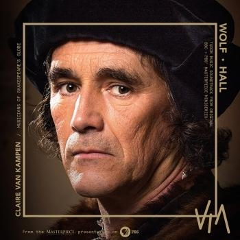Cover Wolf Hall: Tudor Music (Music from the Original TV Miniseries)