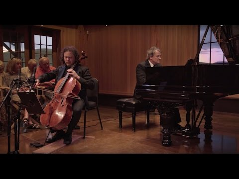 Video Matt Haimovitz and Christopher O'Riley play Rachmaninoff: Vocalise, Op. 34, No. 14