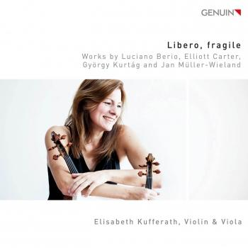 Cover Libero, fragile