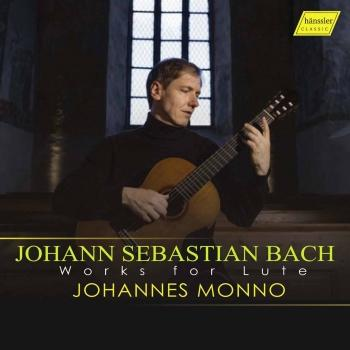 Cover J.S. Bach: Works for Lute