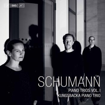 Cover R. Schumann: Piano Trios, Vol. 1