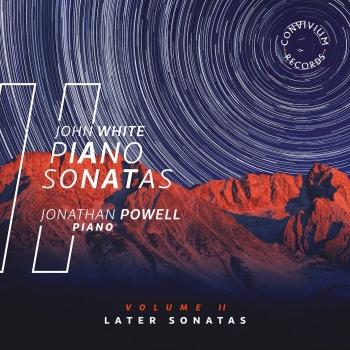 Cover John White: Piano Sonatas, Vol. 2