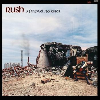 Cover A Farewell To Kings (40th Anniversary Remaster 2015)