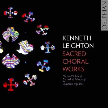 Cover Leighton: Sacred Choral Works