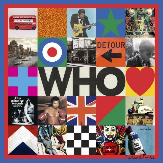 Cover WHO (Deluxe)