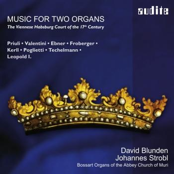 Cover Music for two Organs