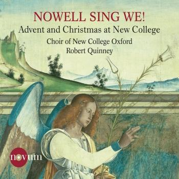 Cover Nowell, Sing We!: Advent & Christmas at New College