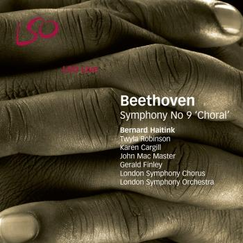 Cover Beethoven: Symphony No. 9 'Choral'