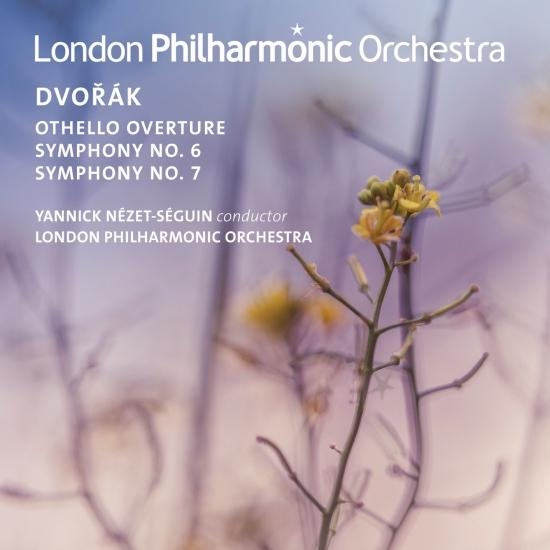 Cover Dvořák: Othello Overture, Op. 93 & Symphonies Nos. 6 & 7