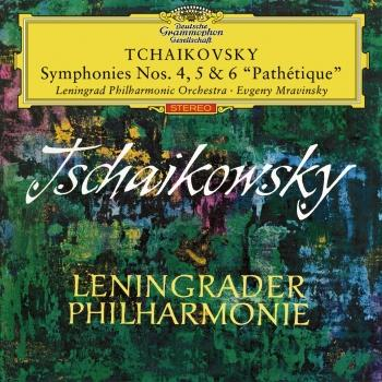 Cover Tchaikovsky: Symphonies Nos.4, 5 & 6 'Pathetique'