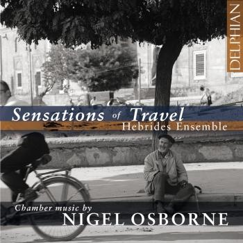 Cover Sensations of Travel