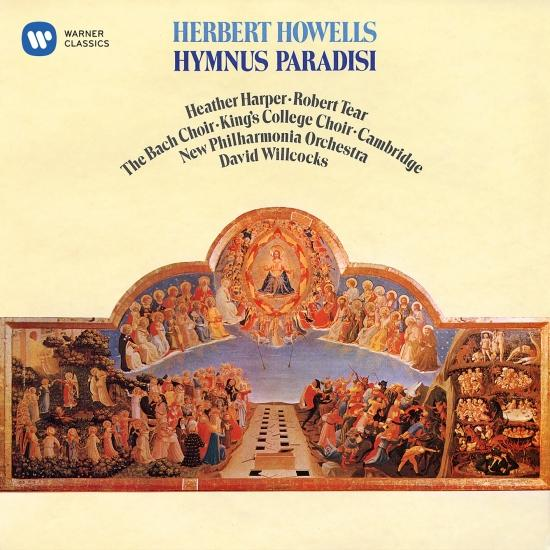 Cover Howells: Hymnus Paradisi (Remastered)